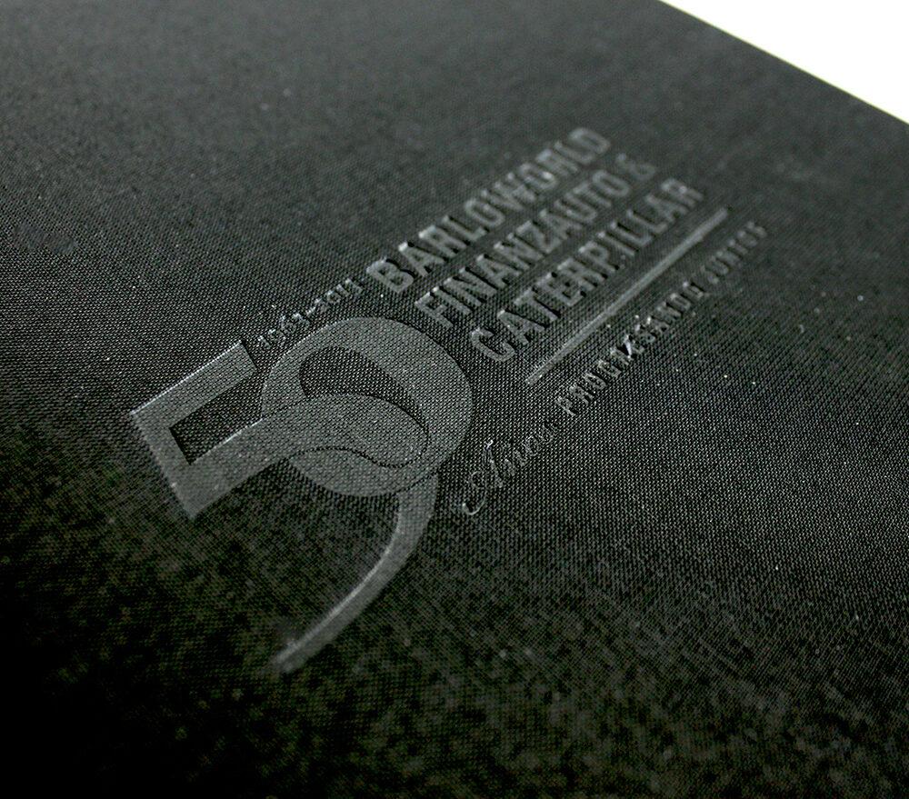 Detalle de portada libro 50 aniversario